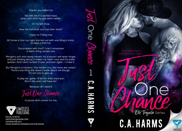 Just One Chance FINAL-paperback