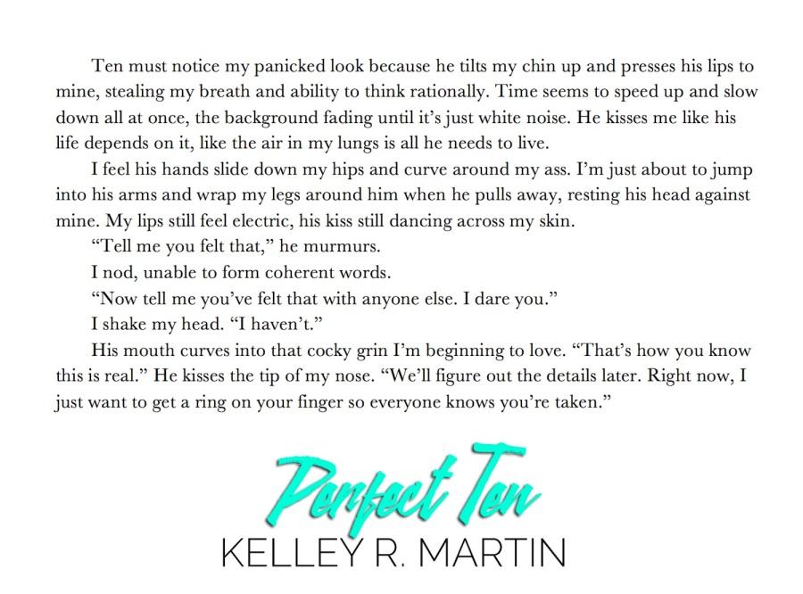 Perfect Ten Excerpt 2