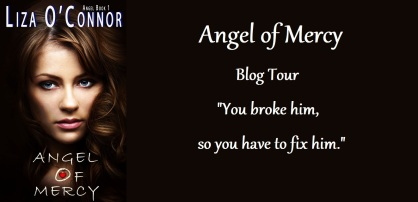 Angel of Mercy dark tour banner