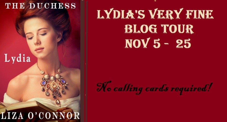 The Duchess Lydia Blog Tour