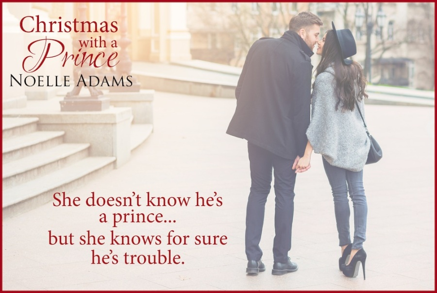 Christmas with a Prince - graphic 1