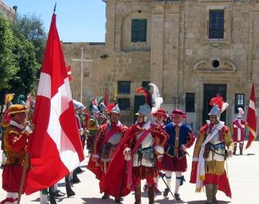 Maltese knights
