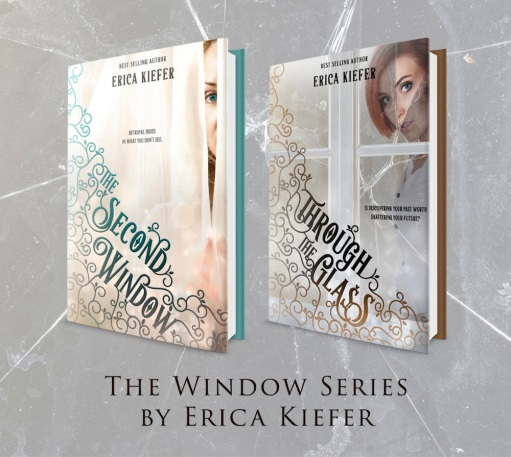 2 book banner window series