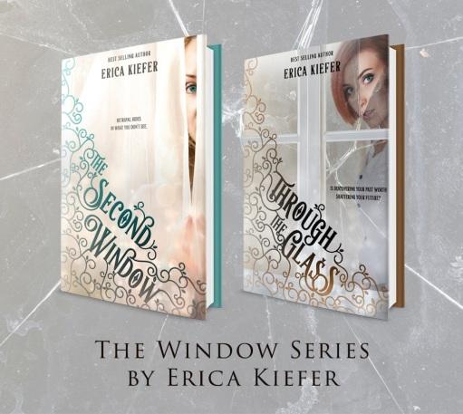 2 book banner window series