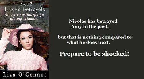 Love's Betrayals bk 2 with ship banner 2 option