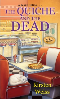 The Quiche and the Dead comp