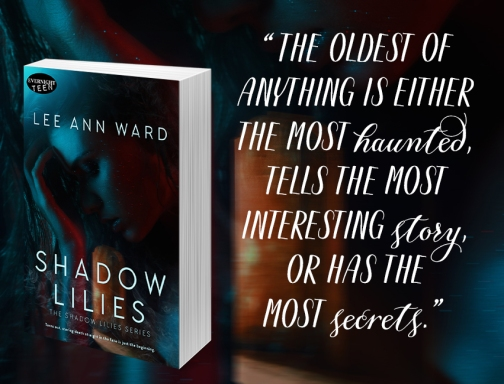 SHADOW-LILIES-the oldest of everything
