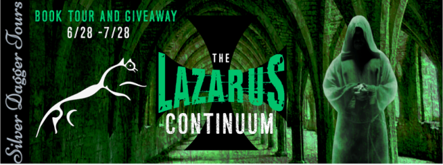 The Lazarus Continuum by Ken Fry - Book Tour