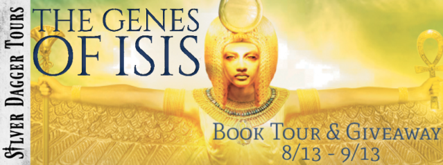 genes of isis banner