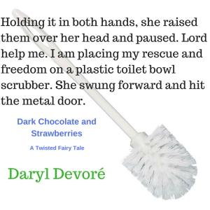 _plastic toilet bowl scrubber