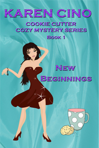 New Beginnings (cookie Cuttter) Book 1