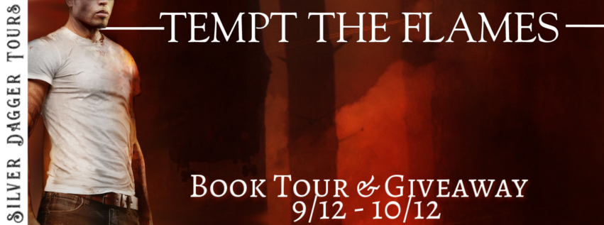 tempt the flames banner