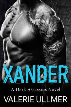 Xander - A Dark Assassins Novel 500
