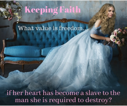 Keeping Faith banner
