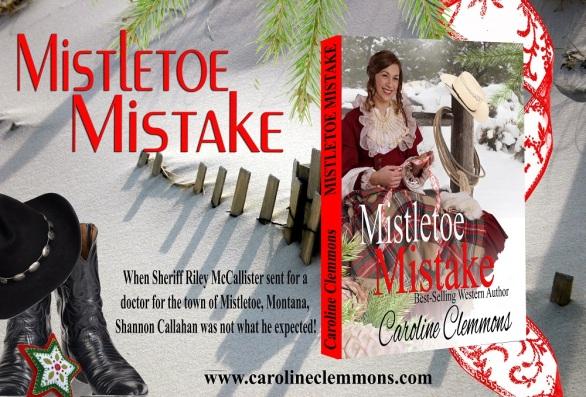 Mistletoe Mistake boots MEME 24