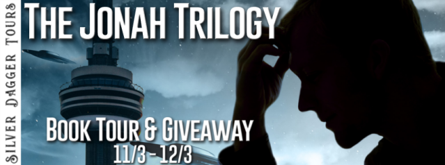 the jonah trilogy banner