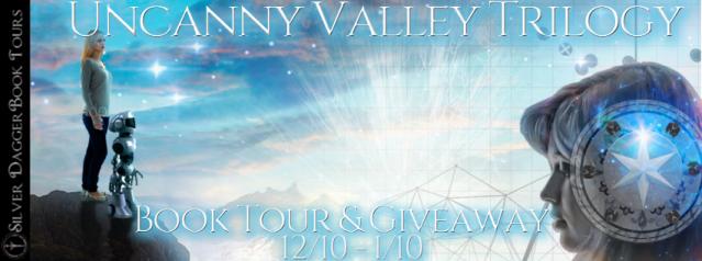 uncanny valley trilogy banner